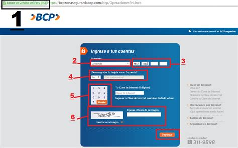 PC y MOVIL: Como ingresar a mi banca por Internet de BCP
