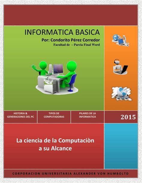 PDF de programación   INFORMATICA BASICA