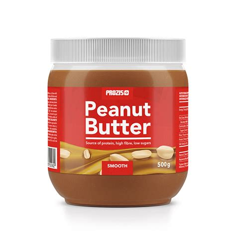 Peanut Butter 500 g - Peanut & Other Butters | Prozis
