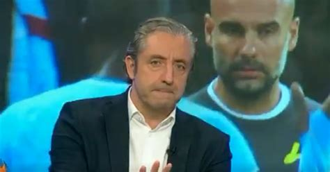 Pedrerol acusa a Guardiola de frivolizar comparando el ...