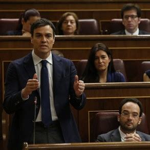 Pedro Sánchez a Rajoy: A estas alturas de la legislatura ...