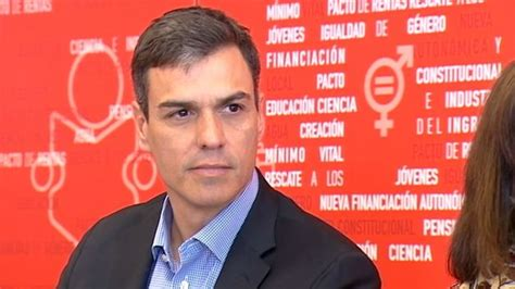 Pedro Sánchez: