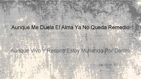 PeeWee - Duele Decirte Adios (Lyrics/Letra) - YouTube