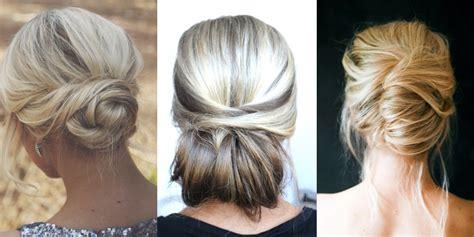 Peinado recogido: 4 recogidos que puedes hacerte tú misma ...