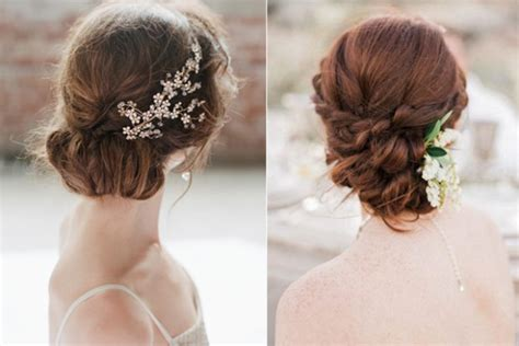 Peinados de novia para bodas 2018 - PEINADOS.ES