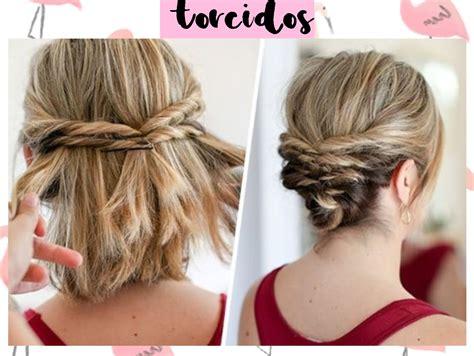 peinados de trenzas faciles para cabello corto   Peinados ...