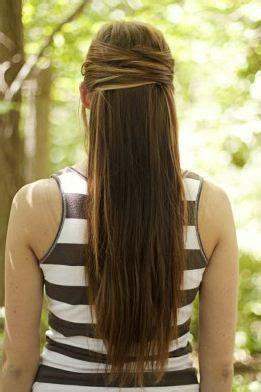 Peinados Informales para Pelo Largo   Los Peinados