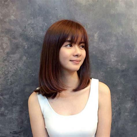 Peinados media melena modernos para pelo liso y rizado