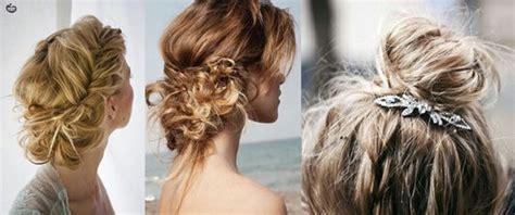 Peinados para bodas - Recogido despeinado | Hair | Pinterest