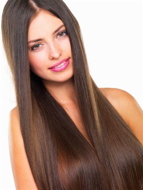 Peinados para cabello lacio, largo, suelto y fáciles – De ...