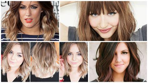 Peinados para media melena que son tendencia   Soy Moda