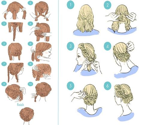 Peinados paso a paso para copiar de manera sencilla