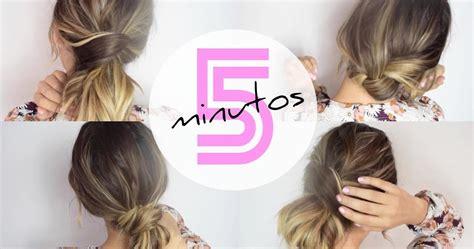peinados recogidos informales | facilisimo.com