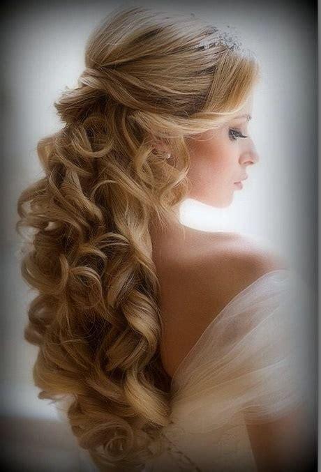 Peinados semi recogidos informales