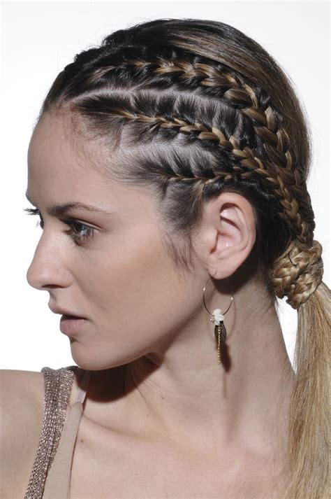 Peinados y Trenzas: Trenzas en Pelo Largo 2013