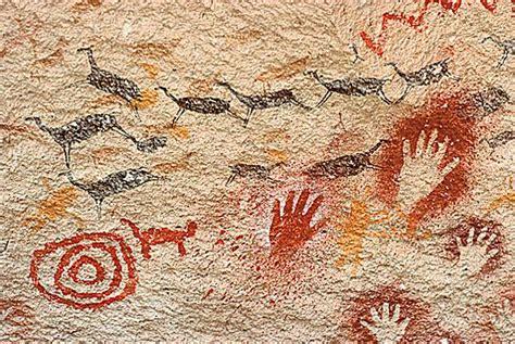 Peintures rupestres • Voyages   Cartes