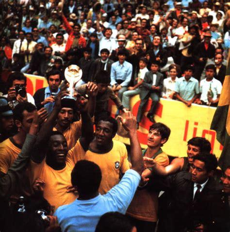 Pelé, Olé! - Fotos - Seleccion Brasileña - 1970