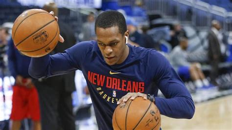 Pelicans guard Rajon Rondo collects 25 assists, sets ...