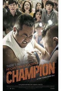 Película: Campeón  2018    Chaem pi eon / Champion ...