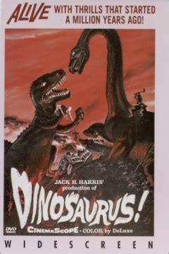 Película: Dinosaurio (1960) - Dinosaurus! | abandomoviez.net