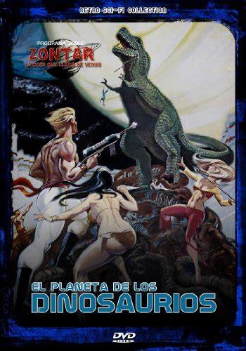 Películas de dinosaurios completas en Español DVD y Blu-ray 3D