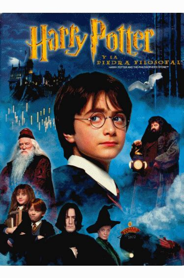 Películas de Harry Potter   Harry Potter Wiki   FANDOM ...