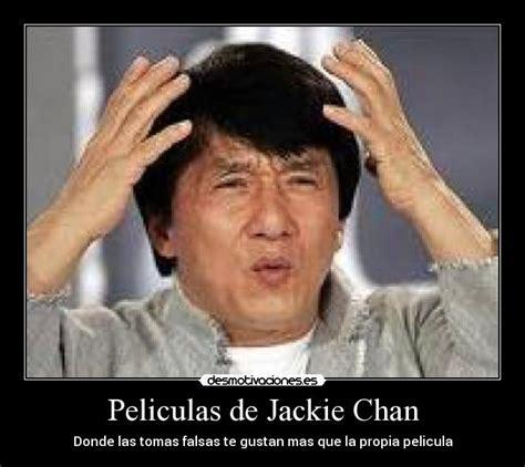 Peliculas de Jackie Chan | Desmotivaciones