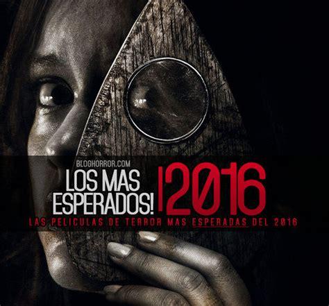 PELICULAS DE TERROR 2016 - Las Mas Esperadas
