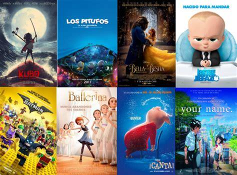 Películas en cartelera para ir en familia al cine en ...