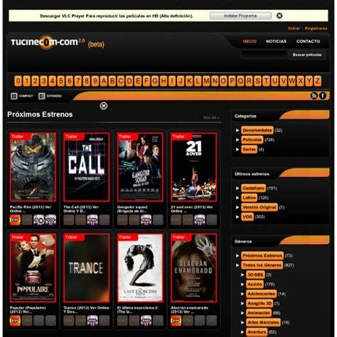 Peliculas Online Ver Cine Gratis Estrenos Series Descarga ...