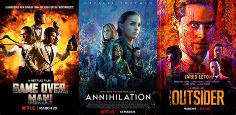 Películas que estrena Netflix en el mes de marzo — Cuarto PoP