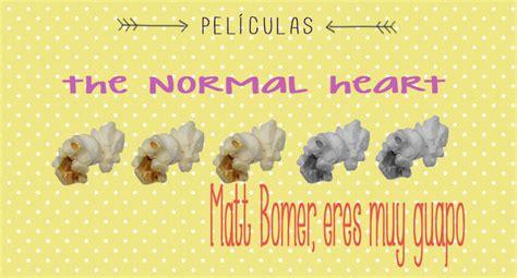 Pelis: The normal heart – Los calcetines no tienen glamour