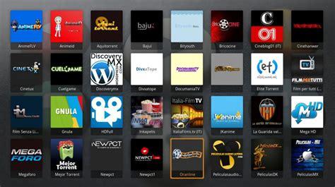 pelisalacarta 4.0.5 | Televisión a la carta