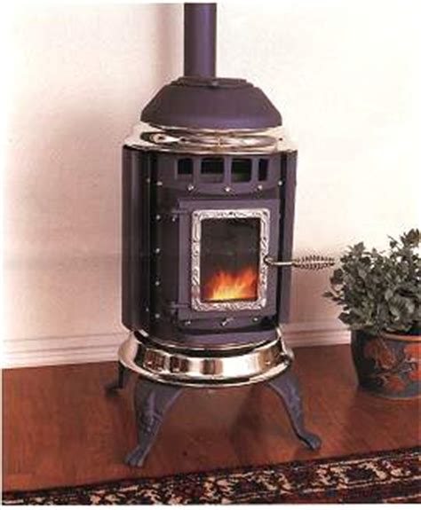 Pellet Stoves: Small stove, big heat | Old House Web