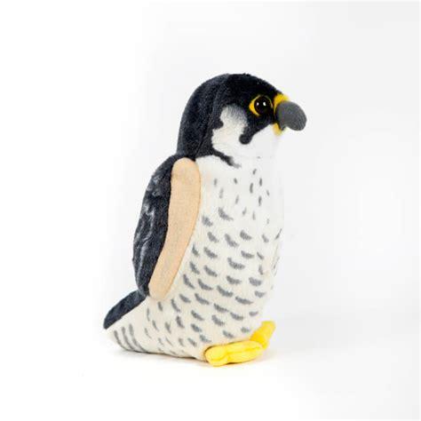 Peluche de halcón peregrino | Tienda SEO/BirdLife, regalos ...