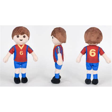 Peluche Playmobil® – Ed. Limitada – Jugador de Fútbol de ...