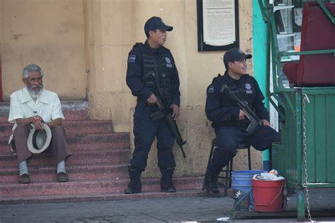 Peña Nieto Aims to Dissolve Local Police, Expand Federal ...