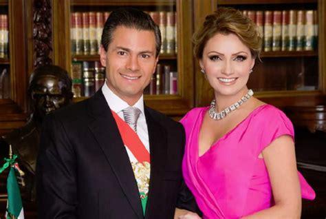 Peña Nieto felicita a Angélica Rivera por su cumpleaños ...