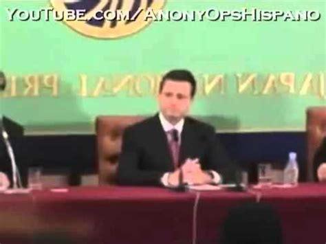 Peña Nieto hace el ridiculo en Japon - YouTube