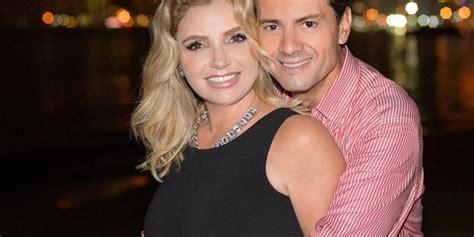 Peña Nieto manda romántico mensaje a su esposa por el