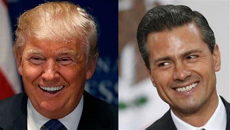 Peña Nieto to Trump: 'No way Mexico will pay for wall ...