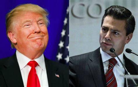 Peña Nieto y Donald Trump no se reunirán | Periódico ...