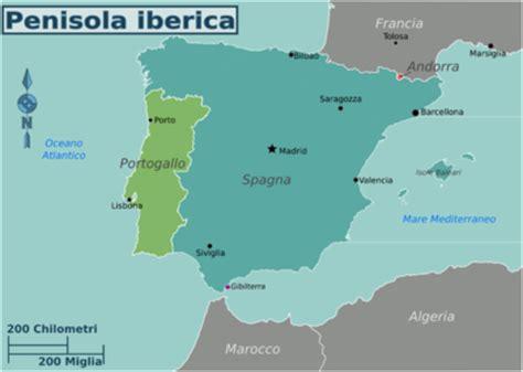 Penisola iberica   Wikivoyage, guida turistica di viaggio