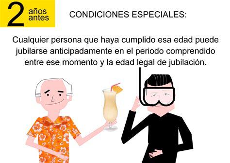 Pensiones de jubilación en España por edad y años de ...