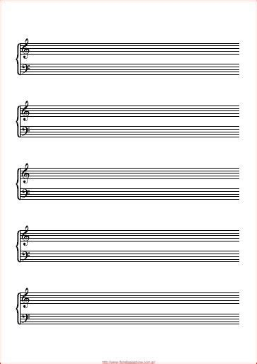 Pentagrama Musical Para Piano | Music | Pinterest | Pianos