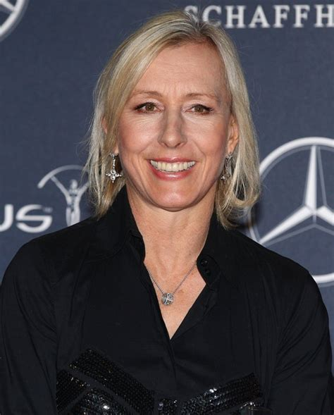 People - Martina Navratilova