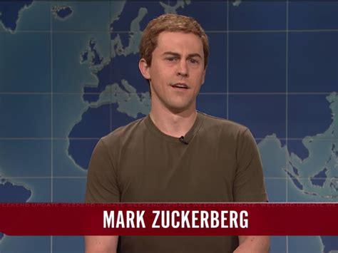 People think Facebook CEO Mark Zuckerberg is a robot ...