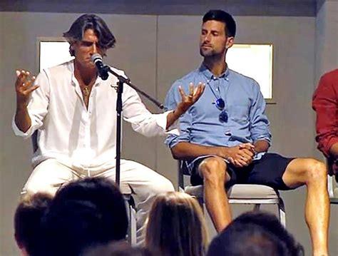 Pepe Imaz: Visionary Coach, or just Rasputin to Djokovic's ...
