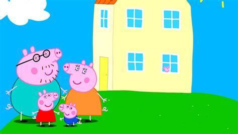 Peppa Pig El cumpleaños de George dibujos infantiles - YouTube