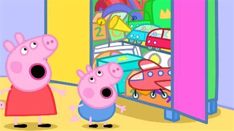 Peppa Pig en Español - Caja de juguetes Peppa Pig ...